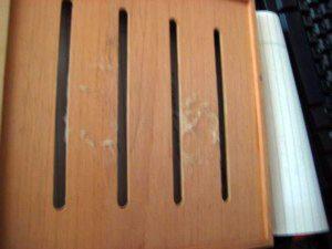 Cách xử lý xì gà bị mốc trong hộp humidor