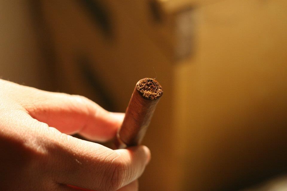 Cấu trúc điếu thuốc rất xuất sắc