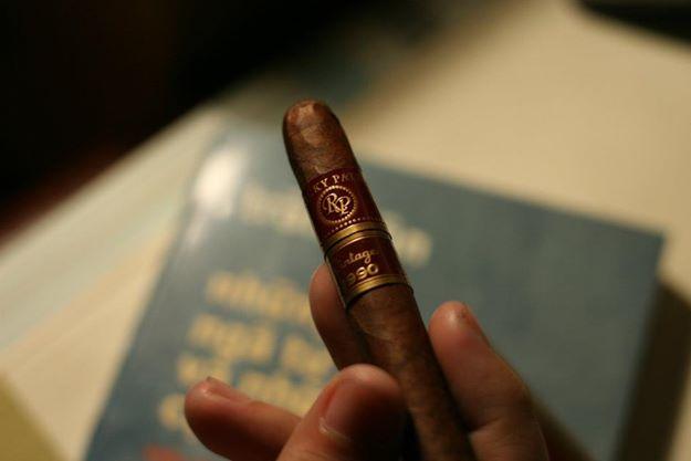 Mầu sác của điếu xì gà