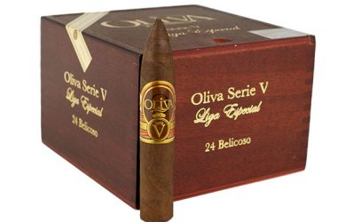 xì gà oliva v belicoso