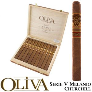 Oliva Serie V Melanio Churchill Cigars