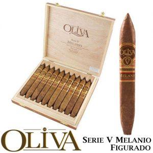 Xì gà Oliva V Melanio Figurado Cigars