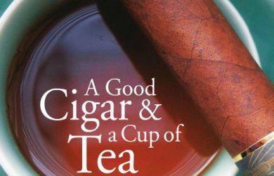 trà và xì gà