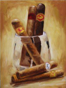 Hương vị xì gà cuba gợi nhớ những kí ức đẹp