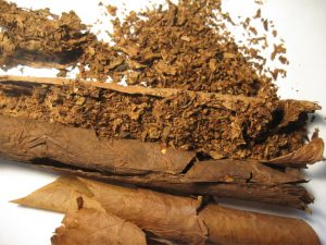 Xì gà Cuba giả thường dùng những lá vụn và kém chất lượng để làm lõi