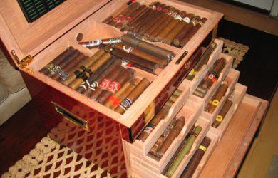 hộp giữ ẩm xì gà humidor