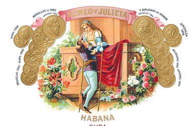 Giới thiệu xì gà Romeo Y Julieta